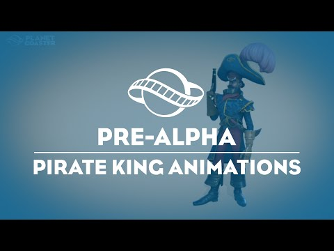 Pirate King Animations
