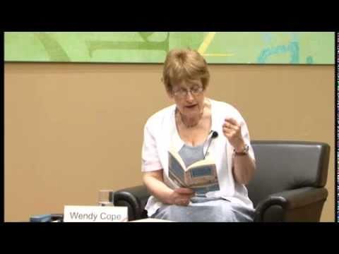 书展2011:Wendy Cope诗篇里的生命、爱与家庭
