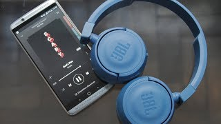 Fone Bluetooth BOM e BARATO! | Review JBL T450BT
