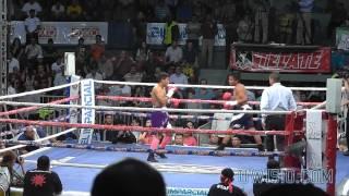 Pelea de Box: Jose Luis Castillo Jr. vs Carlos Bacasegua