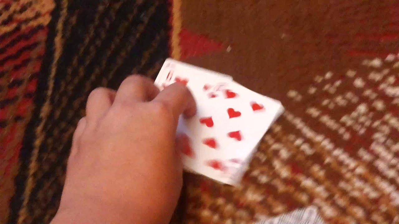 пеньки карточная игра