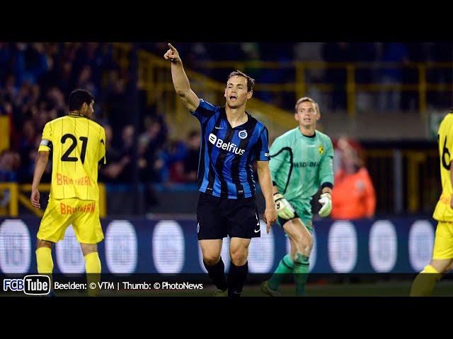 2013-2014 - Jupiler Pro League - 07. Club Brugge - Lierse SK 4-1