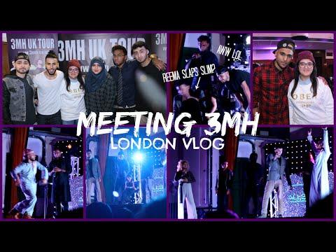 MEETING 3MH/TRUESTORYASA ft DOABM, Jernade Miah, Mumzy Stranger | LONDON VLOG