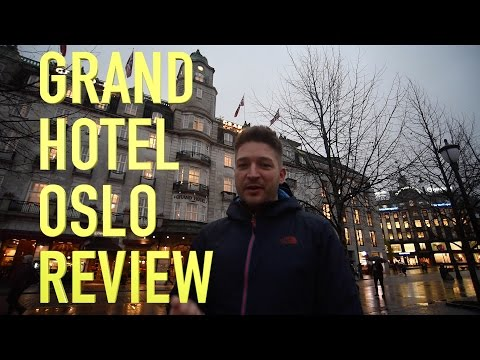 Grand Hotel Oslo, Norway - Review