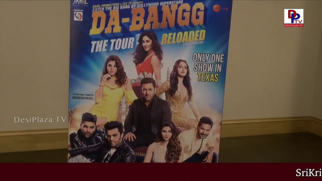 Press Meet : Salman Khan Dabangg Show is On claims Organizers & Promoters