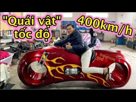 """Phúc XO nhập """"quái thú"""" siêu tốc độ chạy 400km/h về Việt Nam - Ẩm thực Việt Nam 247"""