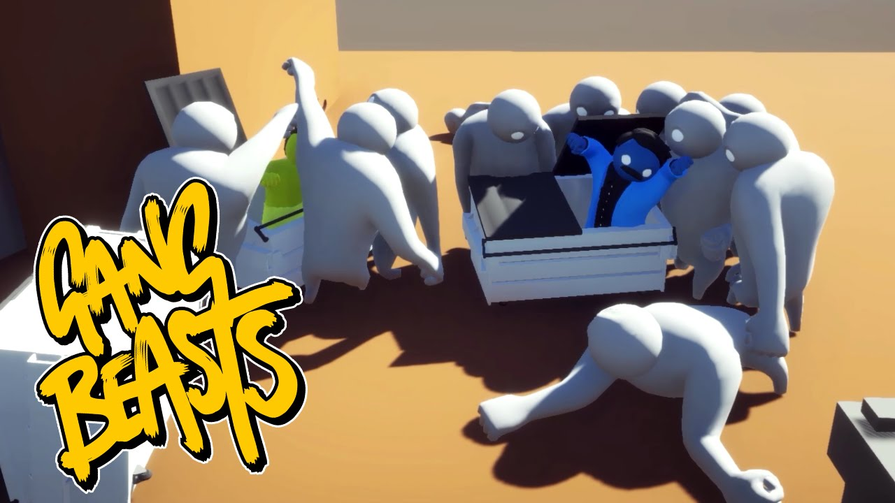 how to start gang beasts