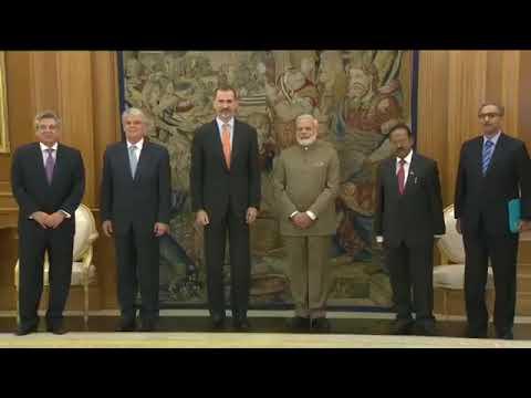 Prime Minister Modi introduces Datla Bala Venkatesh Varma