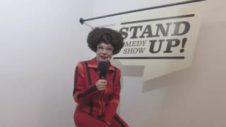 STAND UP! Interview - Helga Schneider