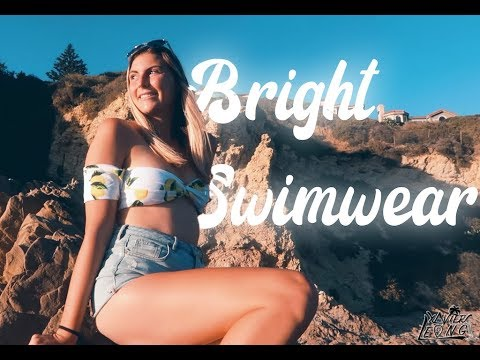 Bright Swimwear || Laguna Beach, CA