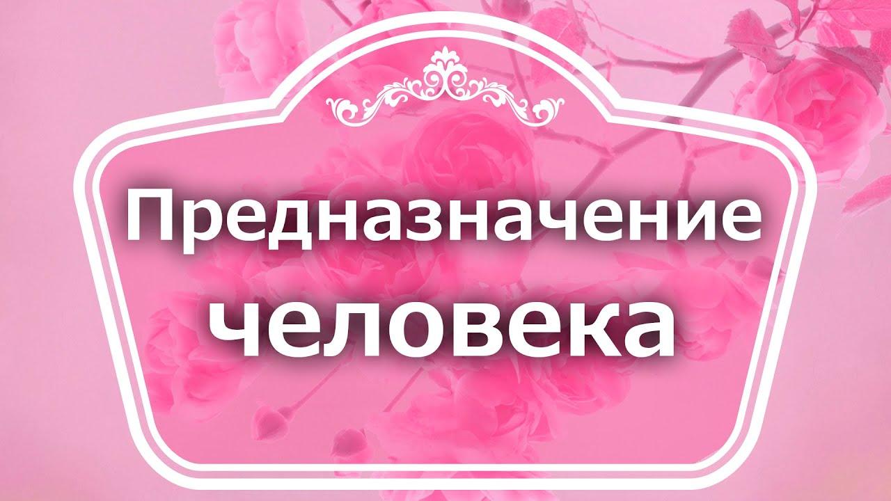 Екатерина Андреева - Предназначение человека