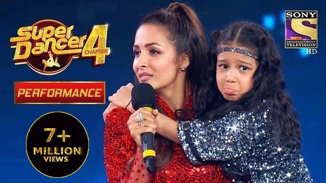 Download Florina को कीया Malaika ने Adopt  | Super Dancer 4 | सुपर डांसर 4