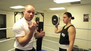Video KEPPNER BOXING in Athens, GA: How to throw a straight right hand download MP3, 3GP, MP4, WEBM, AVI, FLV November 2017