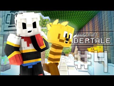 Minecraft Undertale ► SNOWDIN TOWN! #4 (Minecraft Undertale Roleplay)
