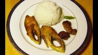 Ilish Maacher Bhaja | Hilsa Fish Fry | Bengali Home Cooking