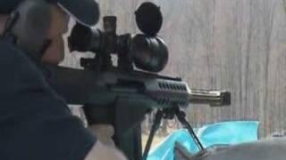 Barrett M82A1 M107 50 cal rifle 50 BMG
