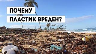 4 причины отказаться от пластика | Осознанное потребление | Ноль отходов