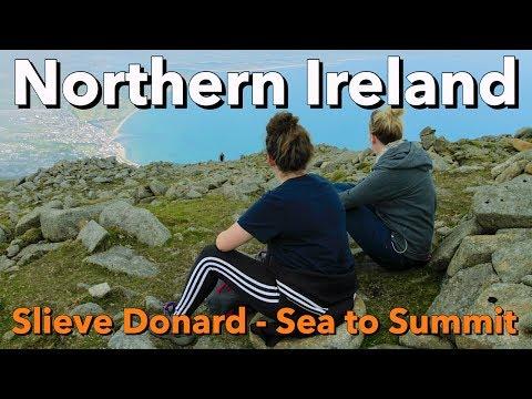 Northern Ireland - Slieve Donard - Sea to Summit