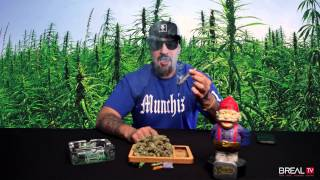 Strain Review w/ Dr Greenthumb - Fortune Cookies | BREALTV