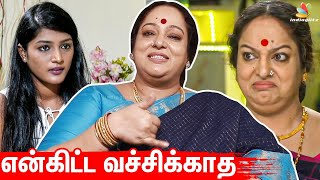 Nalini Super Candid Interview   Zee Tamil Kudumbam Viruthugal 2020