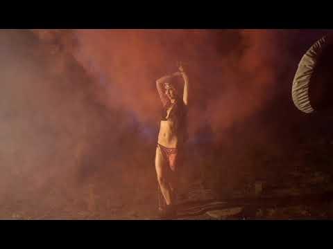 Chris Ozment Photography -Behind the Scenes Smoke Shoot - Featuring Stasha Johnson