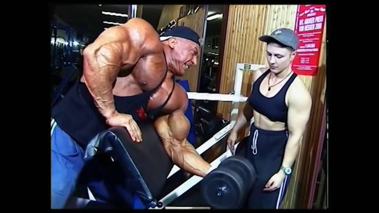 motivation bodybuilder - Markus Rühl Deutschland