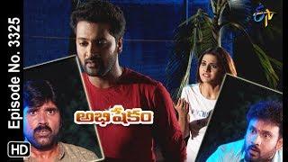 Abhishekam | 11th September 2019 | Full Episode No 3325 | ETV Telugu