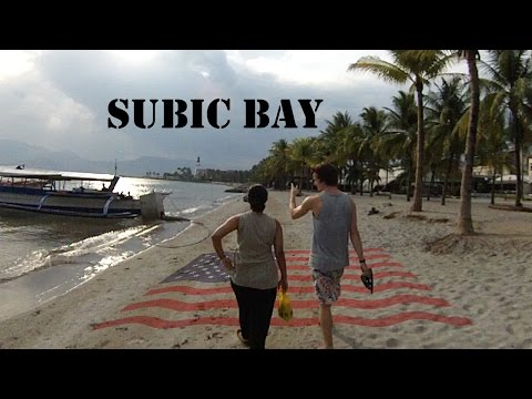 Subic Bay - Old U.S naval base - Olongapo Philippines - By OrDub