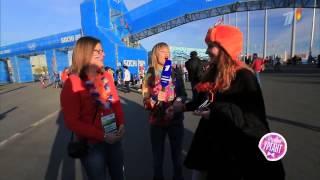 Острый репортаж с Аллой Михеевой Сочи 2014 волонтеры