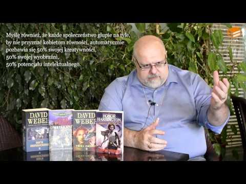 David Weber odpowiada na pytania użytkowników lubimyczytać.pl