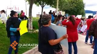 Exigen colonos seguridad y agua en fraccionamiento Arko San Pedro