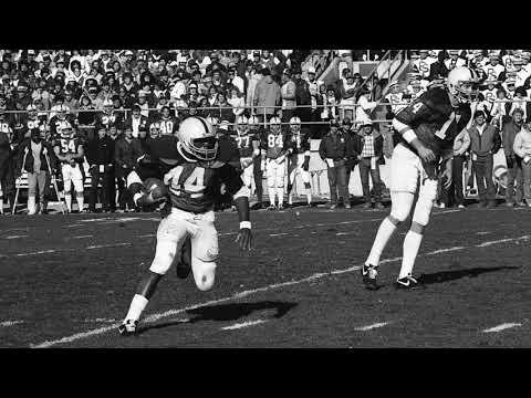 Vintage Penn State football: vs. West Virginia University in 1981