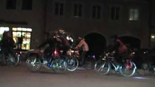 Critical Mass - Regensburger Radfahrer für mehr Rechte