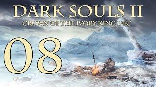 Dark Souls 2 Crown of the Ivory King - Walkthrough Part 8: Frigid Wastes