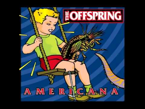 Youtube Music The Offspring Kids Aren T Right