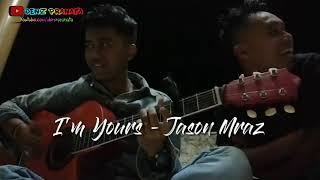 Gambar cover I'm Yours - Jason Mraz (Fingerstyle)