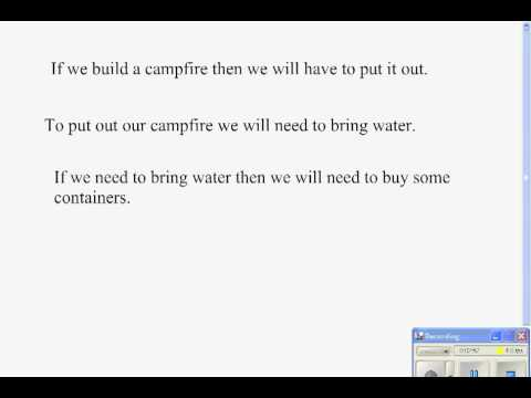 Law Of Syllogism Examples Youtube