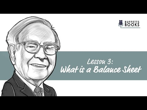 3. What is a Balance Sheet and Margin of Safety