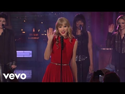 Taylor Swift - Love Story (Live from New York City)