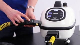 Dupray Tosca™ Steam Cleaner - Training Video
