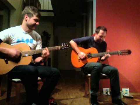 Bed on the Floor - Woody Guthrie Cover by Lucky You