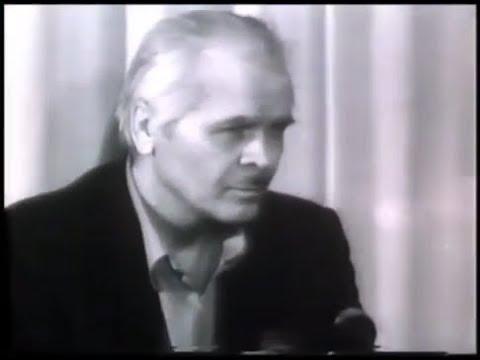 А.С. Дятлов - об аварии в Чернобыле и виновных
