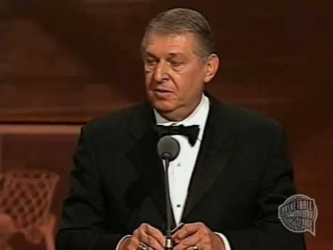 Jerry Colangelo's Basketball Hall of Fame Enshrinement Speech