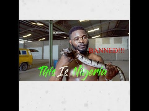 WHY NBC bans 'This is Nigeria' song music by Falz