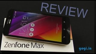 Asus Zenfone Max ZC550KL review, benchmark, battery performance