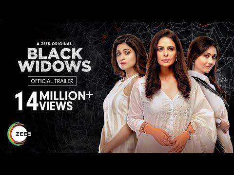 Black Widows | Official Trailer | A ZEE5 Original | Premieres 18th Dec on ZEE5
