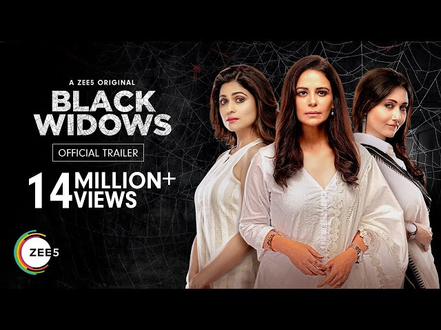 Black Widows | Official Trailer | A ZEE5 Original | Streaming Now on ZEE5