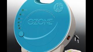 Dùng thực phẩm an toàn với máy OZONE   ♫  Máy OZONE