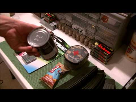 Doomsday Preppers you can't eat silver and gold