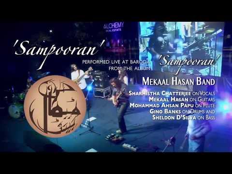 'Sampooran' from 'Live At Baroda' by Mekaal Hasan Band